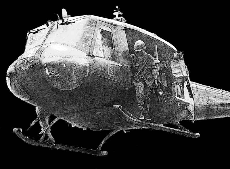 combat assault huey
