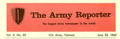 army reporter