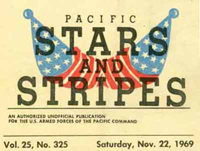 stars and stripes masthead