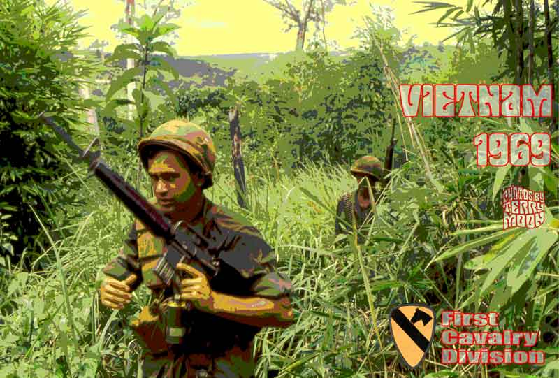 grunts in the jungle